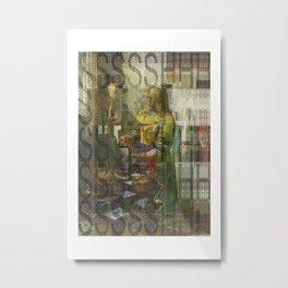 SSSHH03 Metal Print