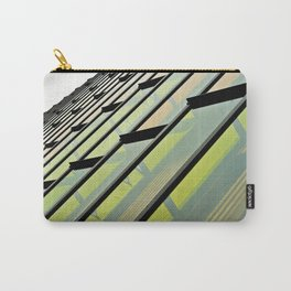 Vivid Windows Carry-All Pouch