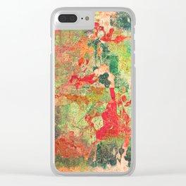 Miura III Clear iPhone Case
