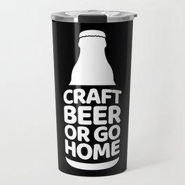 Craft Beer Gift Oktoberfest Alcohol IPA Home Brew Travel Mug