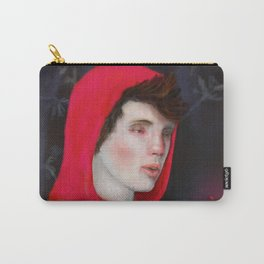 A Red Night Carry-All Pouch