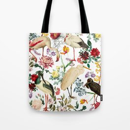 Long Legged Birds I Tote Bag