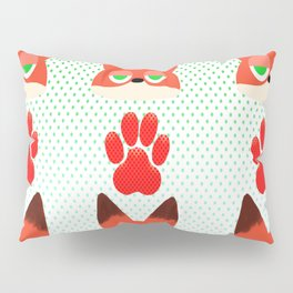 Loyal fox Pillow Sham