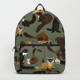 Martens of the World #1 Backpack