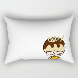 "Japanese food ""TAKOYAKI"" ACT.2 Rectangular Pillow"