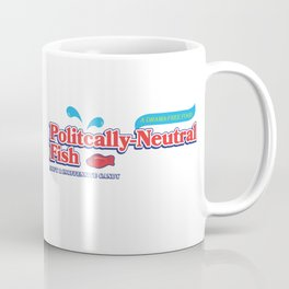 Politically Neutral Fish Coffee Mug