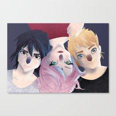 Immortals Canvas Print