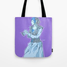 Ice Queen Requiem Tote Bag