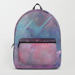 Intergalactic Space Sirens the Universal Flying Mermaids of Our Dreams Backpack