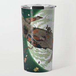Space Casey Travel Mug