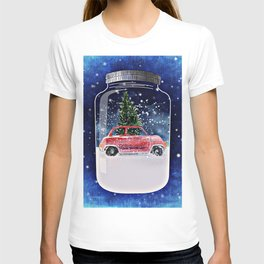 Christmas in a Bottle T-shirt