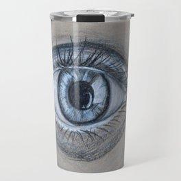 The Window to the Soul  Travel Mug
