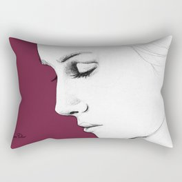 Cecilia A Rectangular Pillow
