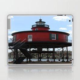 Seven Foot Knoll Lighthouse Laptop & iPad Skin