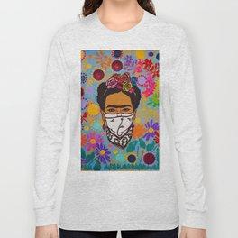 Viva La Frida! Long Sleeve T-shirt