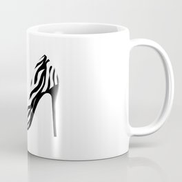 High heels,stiletto shoes drawing.Stay classy  Coffee Mug