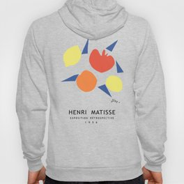 Henri Matisse Exposition Cover, 1956 Artwork Reproduction Hoody