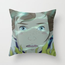 Spirited away - The Crimes of Grindelwald Throw Pillow