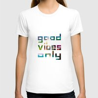 coachella T-shirts featuring good vibes only // Coachella by Tosha Lobsinger is my Photographer