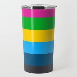 Color Pallette II Travel Mug