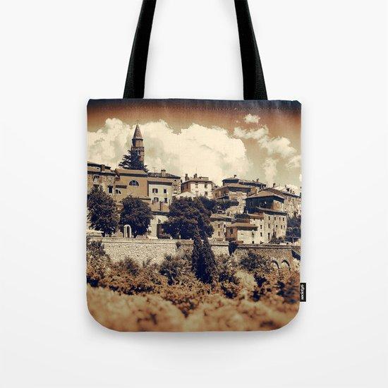 Old Town II Tote Bag