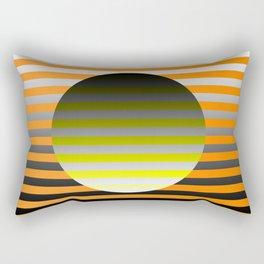 Spin Around In Circles Rectangular Pillow