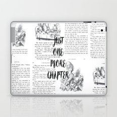 One More Chapter Laptop & iPad Skin