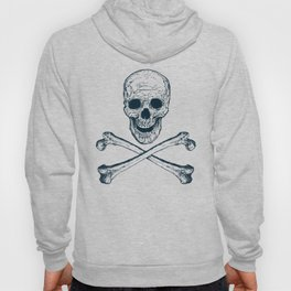 Skull and Crossbones Hoody