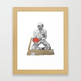 Colorant Framed Art Print