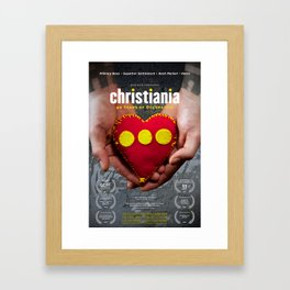 Christiania - 40 Years of Occupation Framed Art Print