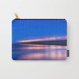 An Oceanside Blur Carry-All Pouch