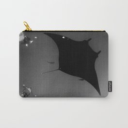Manta and Divers Carry-All Pouch