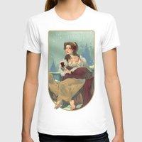 nouveau T-shirts featuring Nouveau 1991 by Lettie Bug