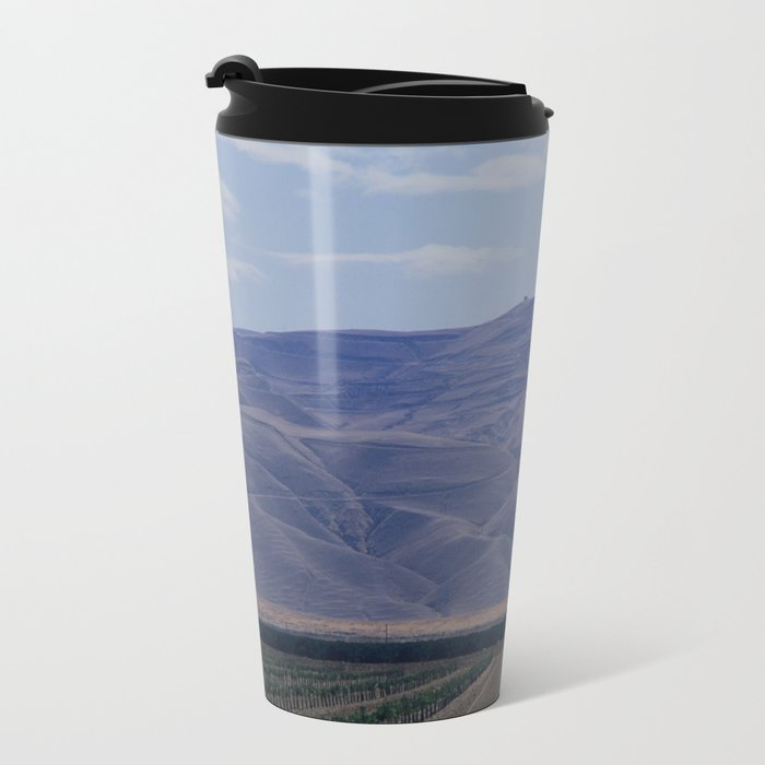 You Will Move Mountains Travel Mug