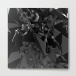Glint Metal Print