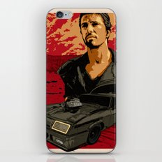 M.M. iPhone & iPod Skin