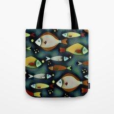 Fish Are Gonna Fish Tote Bag