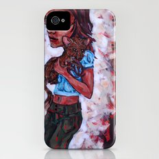 Fiona and the Ferret Fox Slim Case iPhone (4, 4s)