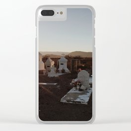 West Texas Crypt Clear iPhone Case