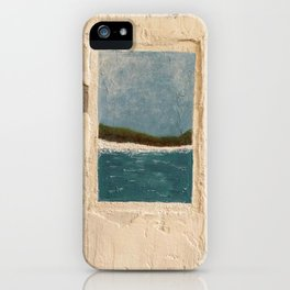 Window on the Bay iPhone Case