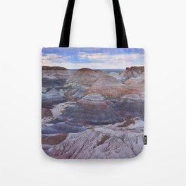 Nature Painted Desert Tote Bag