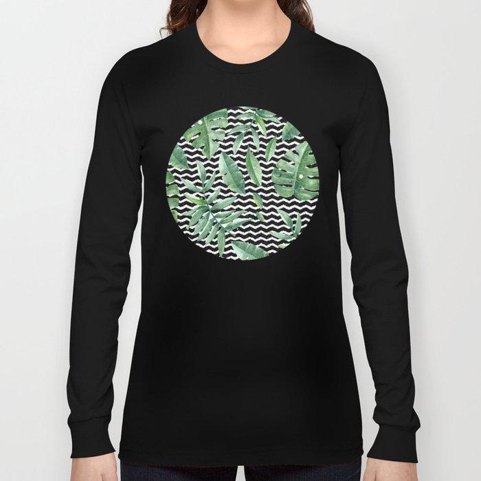 Tropical Geometry Long Sleeve T-shirt