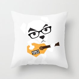 Animal Crossing KK Slider Throw Pillow