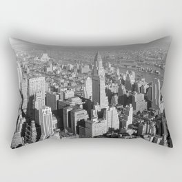 Chrysler Building 1932 Rectangular Pillow