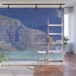 Dreaming of our Island Life Wall Mural