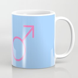 symbol of couple 2 Coffee Mug