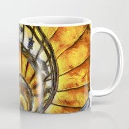 Spiral Staircase Van Gogh Coffee Mug