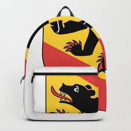 Coat of Arms of Bern Backpack
