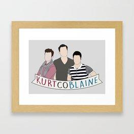 KurtCoBlaine Framed Art Print