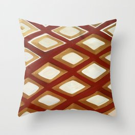 Basket Series #2 Throw Pillow